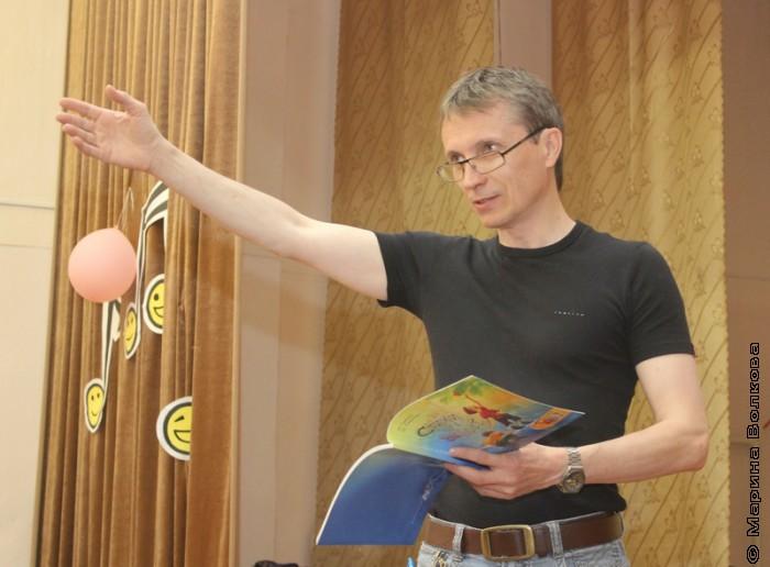 Михаил Придворов читает Яниса Грантса
