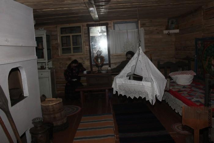 В краеведческом музее Кизильского