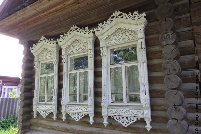 Окна Палеха