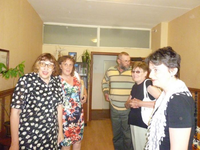 Волкова, Богдановская, Поляков, Суркова, Аргутина