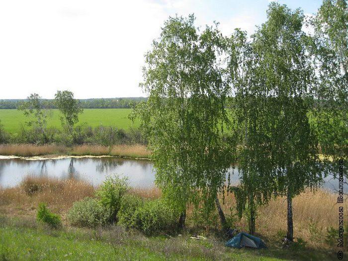 Ташингир. Дом у реки...