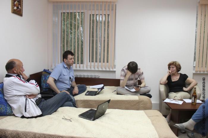 Обсуждение нового проекта