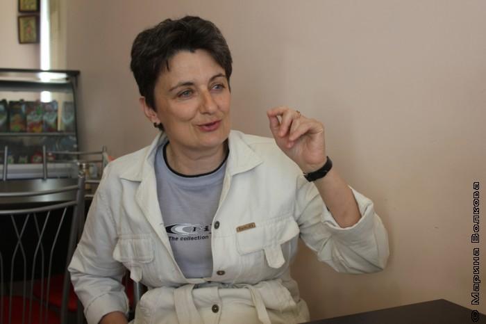 Ирина Аргутина