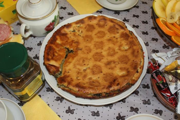 Пирог от библиотекарей Южноуральска