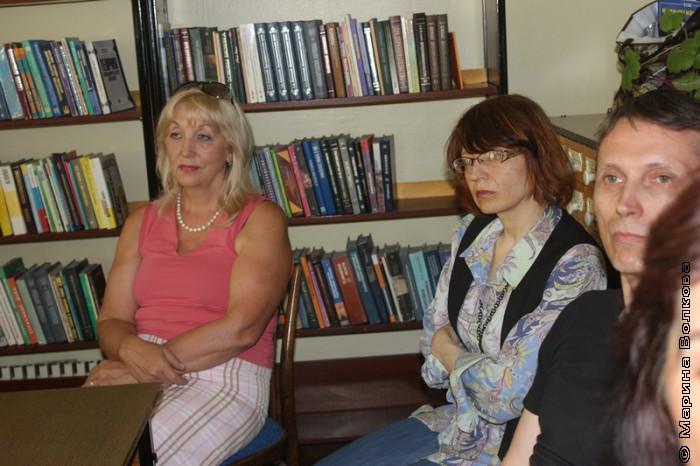 Встреча с читателями Южноуральска