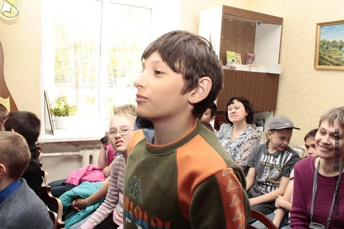 Встреча с Еленой Соловьевой