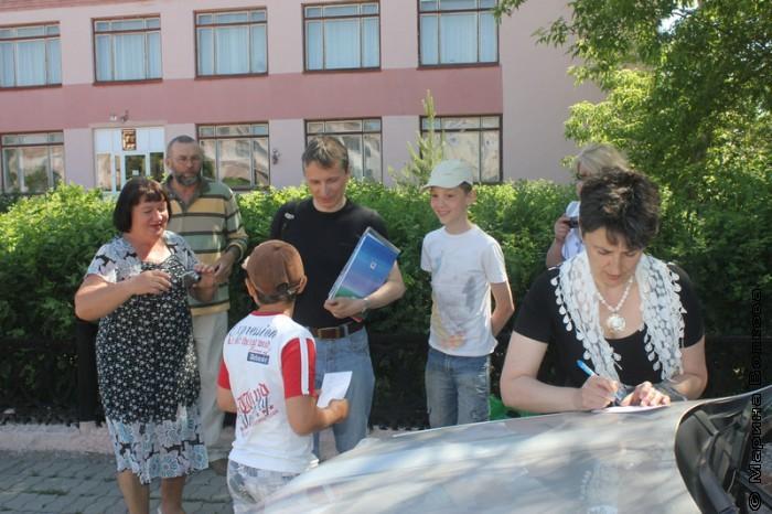 Читательский марафон в Кизильском