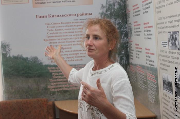 Кизильское: учреждения культуры