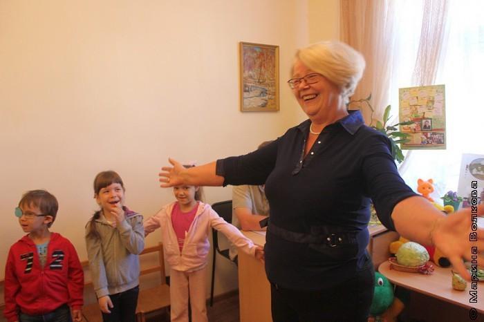 Наталья Шмидт играет!