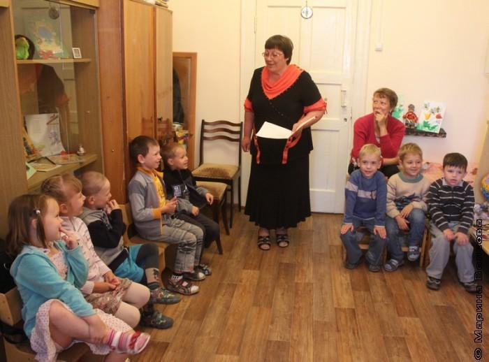 Праздник Кузнецова в библиотеке Теплый дом