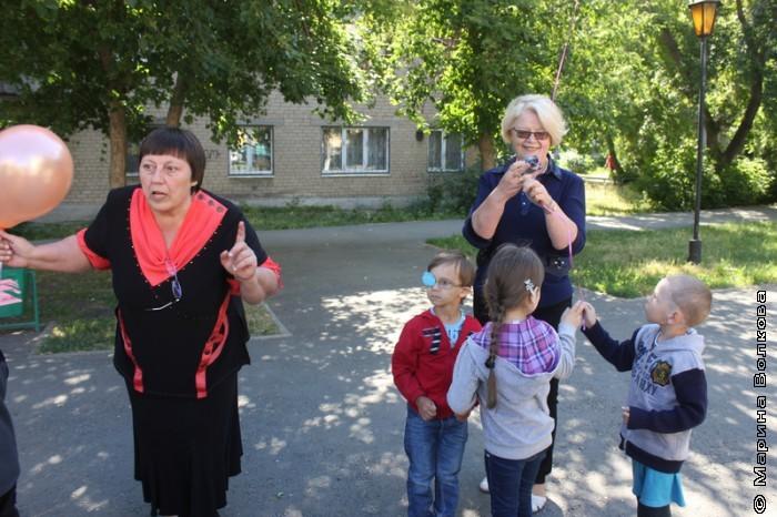 Наталья Шмидт собирает команду для запуска шарика