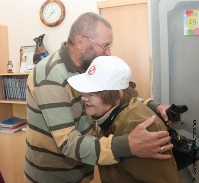 Сергей Поляков и Римма Дышаленкова