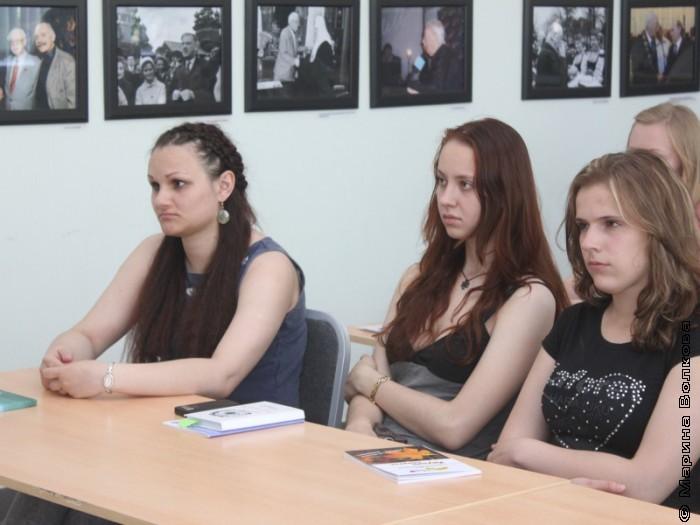 Мастер-класс в Магнитогорске
