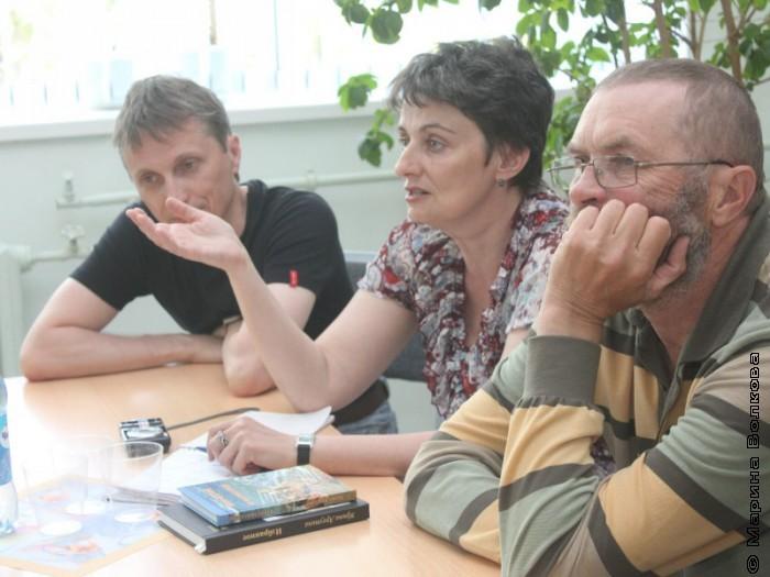 Михаил Придворов, Ирина Аргутина, Сергей Поляков
