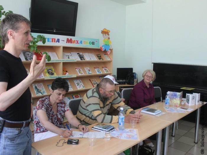 Михаил Придворов, Ирина Аргутина, Сергей Поляков, Наталья Шмидт