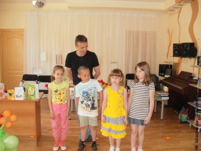 Читательский марафон в детском саду № 107 Магнитогорска