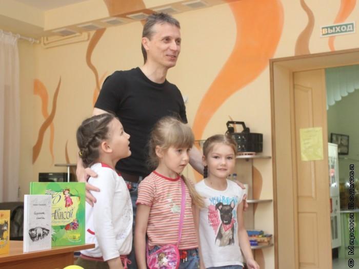 Читательский марафон в Магнитогорске
