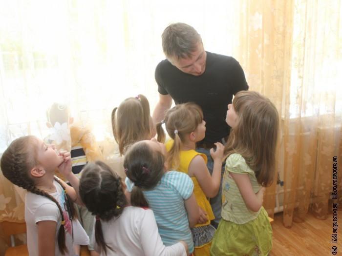 Михаил Придворов и читатели