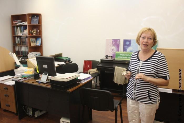 Катаргина Ольга, ответственный редактор издательства MPI