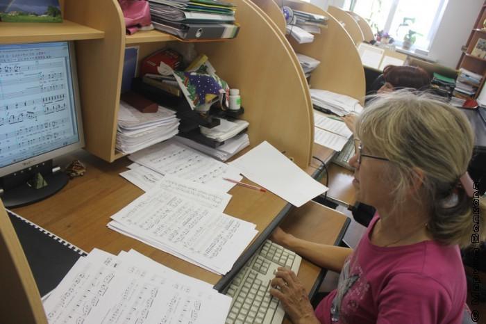 Елена Ломовских, музыкальный редактор