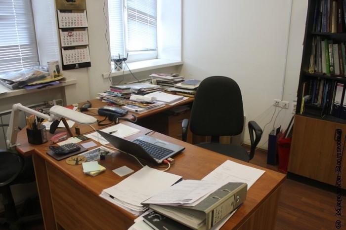 Рабочее место руководителя издательского дома