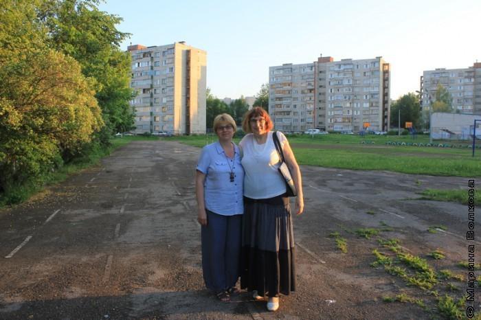 Екатерина Василькова и Марина Волкова