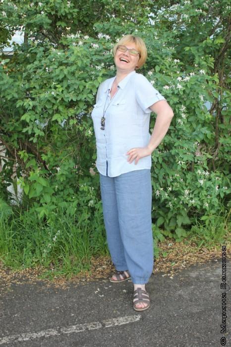 Гуляющий блогер