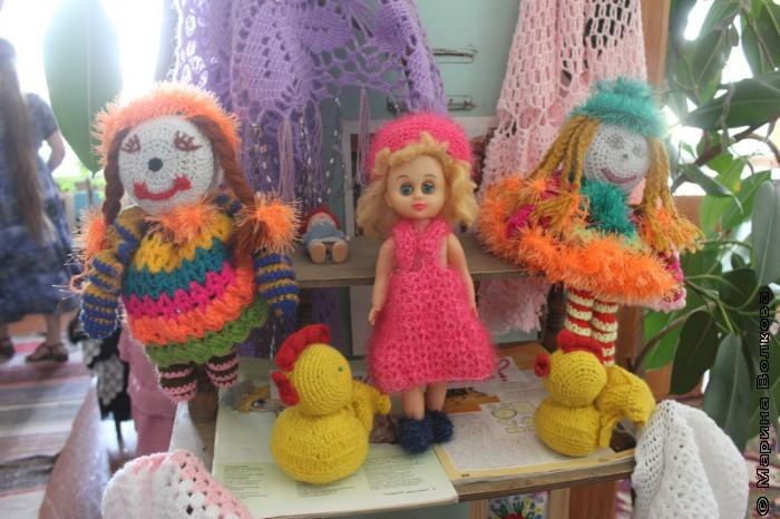 Библиотечные куклы