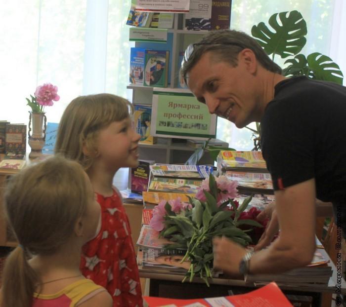 Михаил Придворов и его читатели