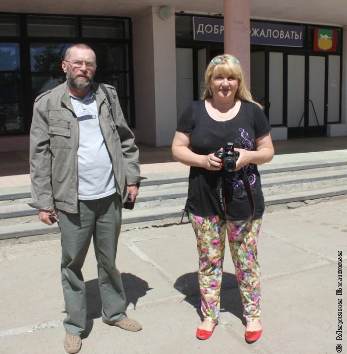 Сергей Поляков и Елена Кудряшова