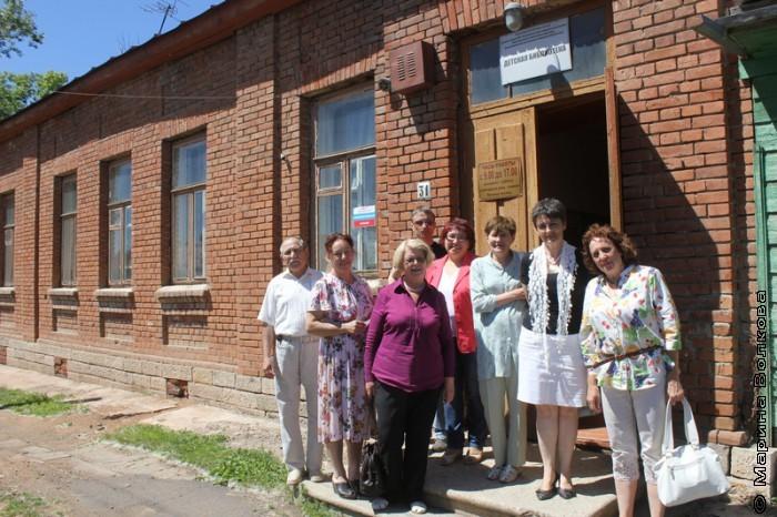 Сания Урдабаева и мы