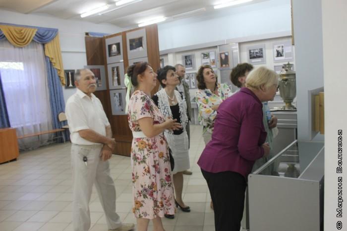 В музее Верхнеуральска