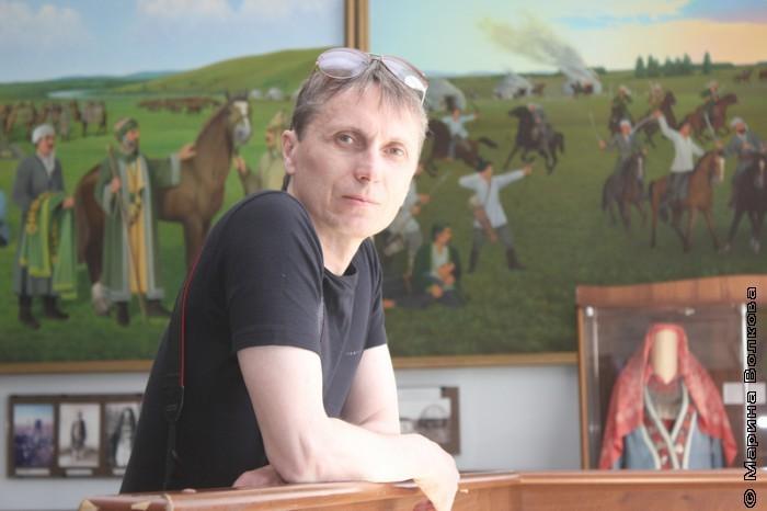 Михаил Придворов