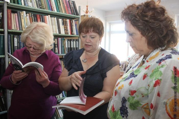В библиотеке Верхнеуральска