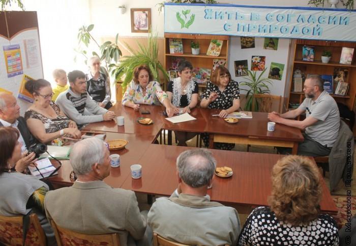 Литературная конференция по творчеству Сергея Полякова