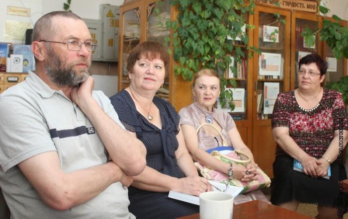 Литературная конференция по творечеству Сергея Полякова
