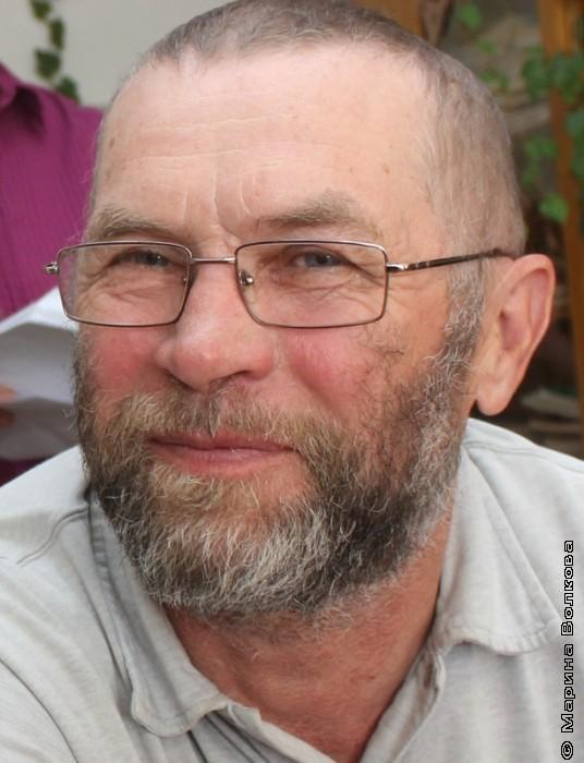 Сергей Поляков после литературной конференции в Верхнеуральске