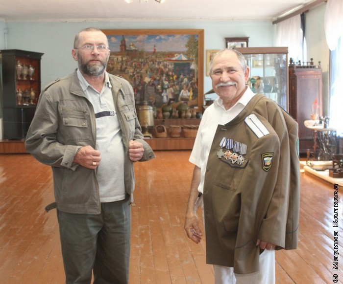 Сергей Поляков и Сергей Кокорин