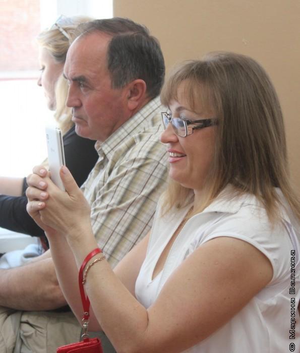 Встреча с читателями в Верхнеуральске