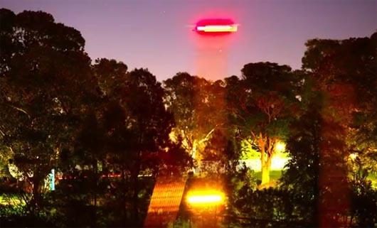 UFO Рассела Кроу