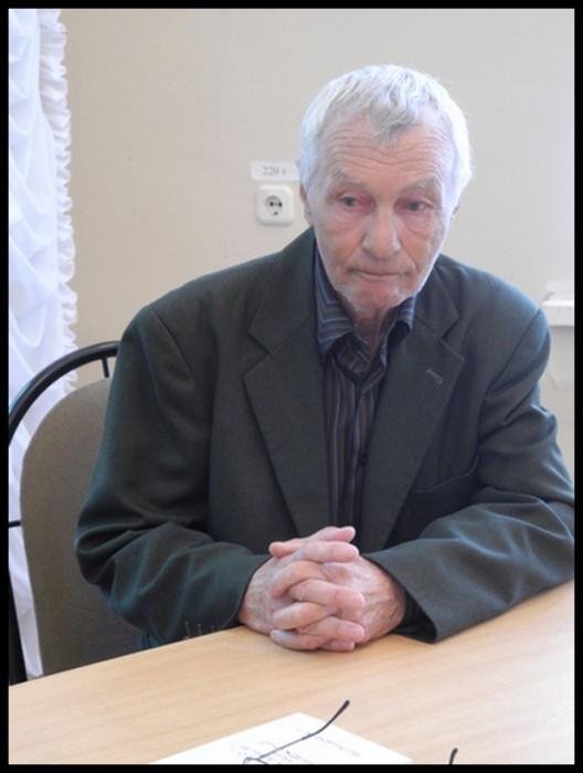 Прощайте, Сергей Константинович