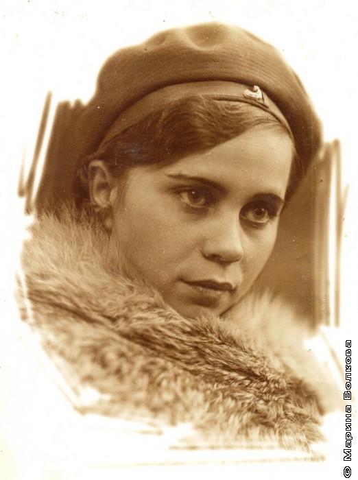 Мама Сергея Борисова