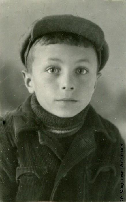 Сергей Борисов, 10 лет