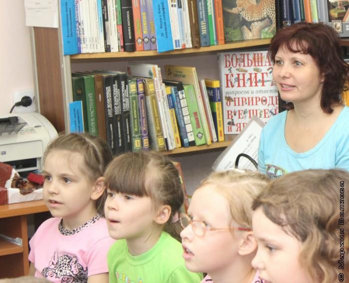 Читательский марафон в Тольятти