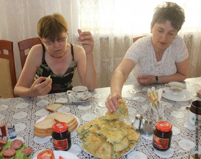 Светлана Суркова и Ирина Аргутина