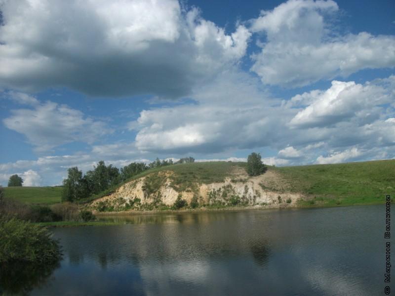 Пугачевская пещера, окрестности села Кидыш Уйского района