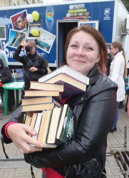 Фестиваль чтения на Кировке