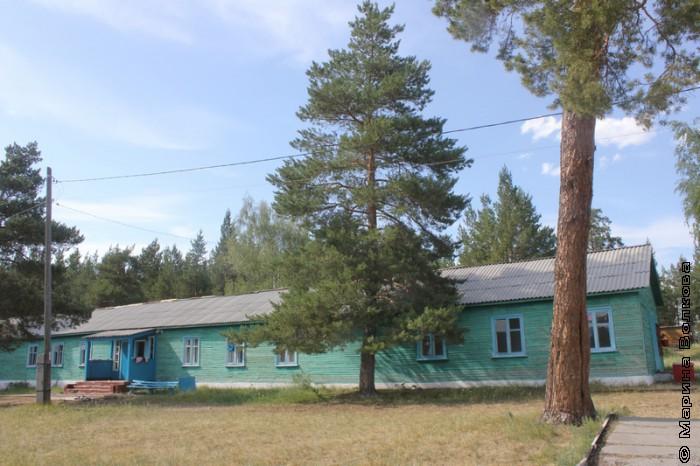 Оздоровительный лагерь Нагайбакского района