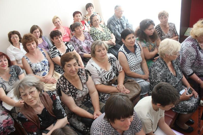 Встреча с читателями в Фершампенуазе