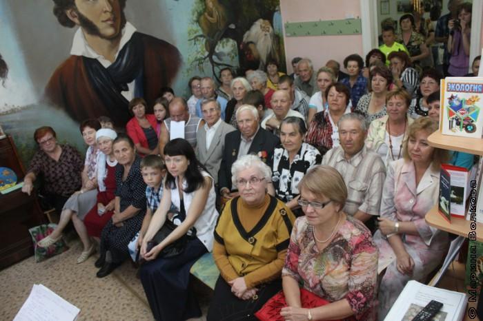105 лет Горняку
